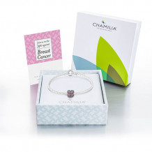 Chamilia Give Back Breast Cancer Awareness Gift Set - 4011-0740