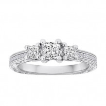 Simply Diamonds 14k White Gold 2.00ct Diamond Engagement Ring - RGO4048-W4C-IN_MB