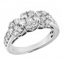Simply Diamonds 14k White Gold 1.50ct Diamond Engagement Ring - RGO1806-W4W-IN_MB_MB