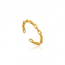 Ania Haie Links Gold Tone Ring