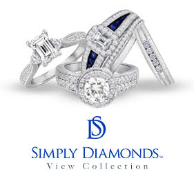 View simply diamonds collection